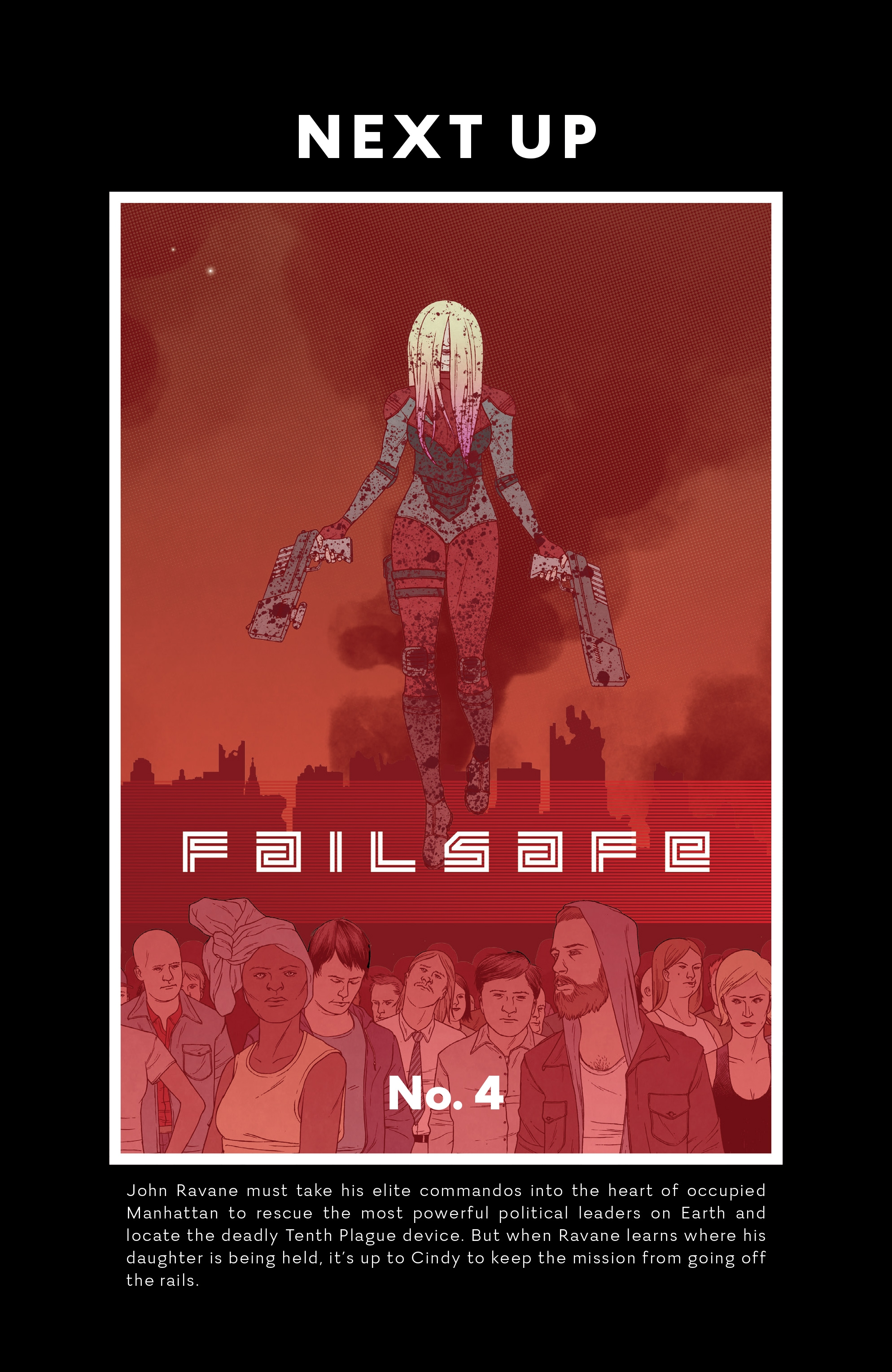 Read online Failsafe comic -  Issue #3 - 25