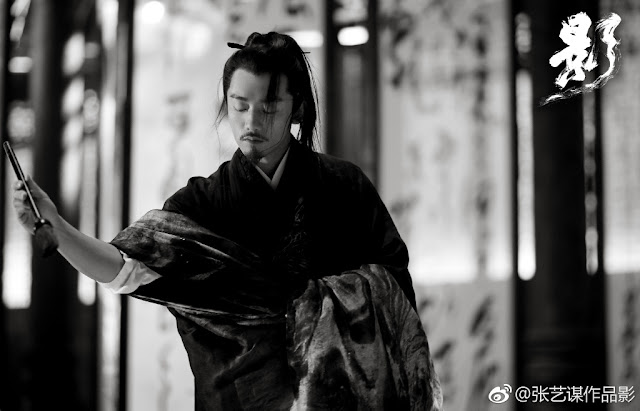 Zhang Yimou Shadow Movie Stills Ryan Zheng