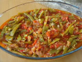 Green Bean Casserole (Firinda Yesil Fasulye)
