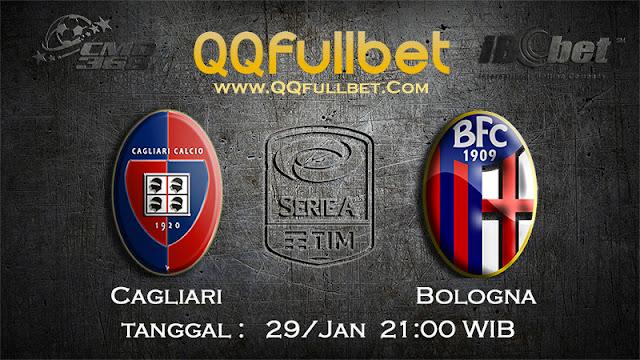 PREDIKSIBOLA - Prediksi Taruhan Bola Cagliari vs Bologna 28 Januari 2017 (Serie A Italia)