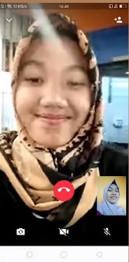 video call 2 orang