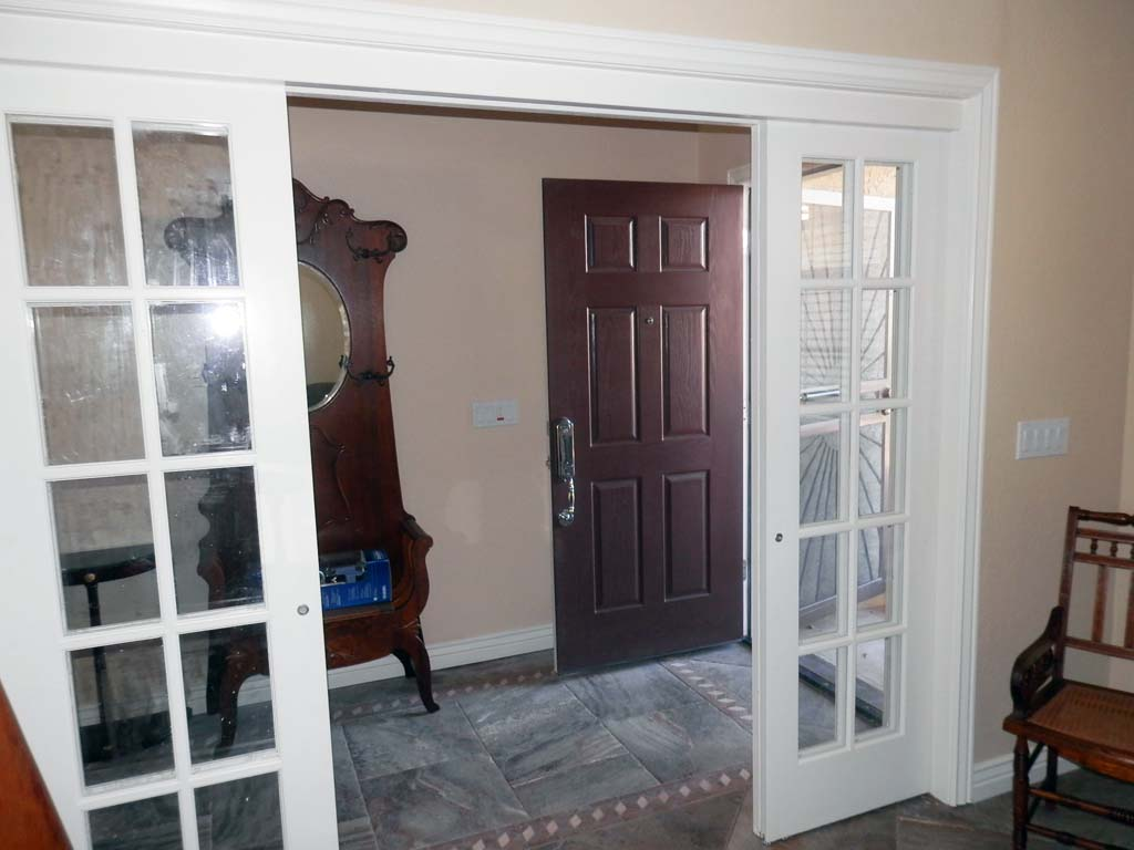 Interior sliding french doors - Sliding Exterior Doors It Refers To French Door For Its Design Make A Purchase Of Sliding Exterior Doors Thing First About The Glass Pane