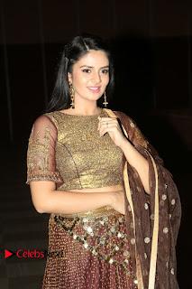 Actress Anchor Sri Mukhi Pictures at Araku Road Lo Audio Launch 0123