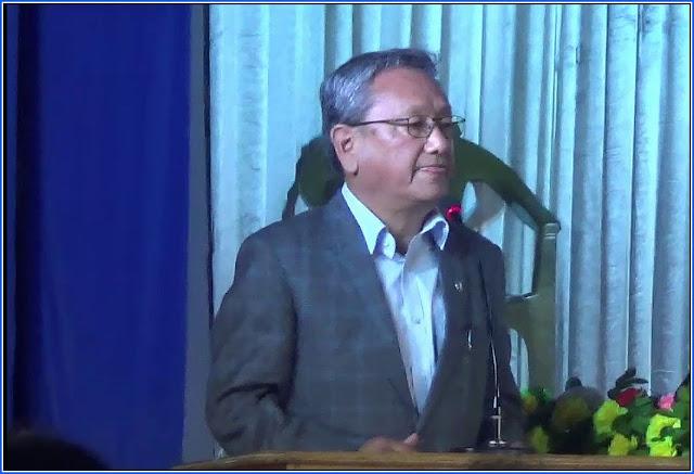Amar Singh Rai TMC candidate for Darjeeling Lok sabha seat