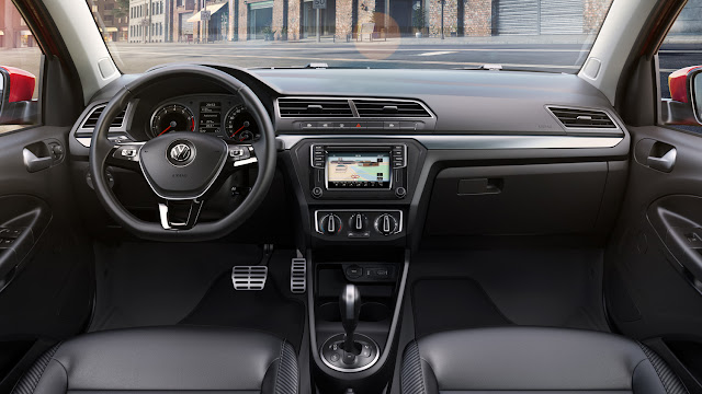 Novo  VW Gol Comfortline 2017 - financiamento