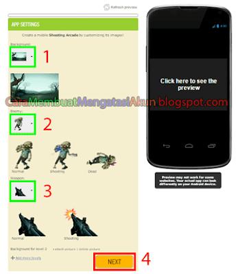 cara membuat game sederhana android