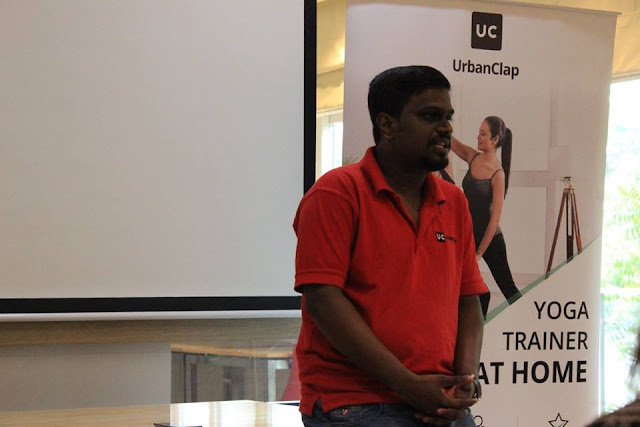 UrbanClap Press Meet