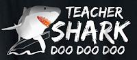 Teacher shark doo doo T-shirt for men women kids