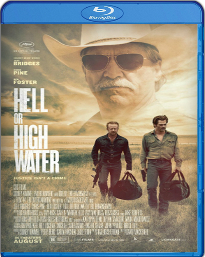 Hell or High Water [2016] [BD25] [Latino]