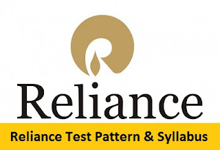 Reliance Test Pattern