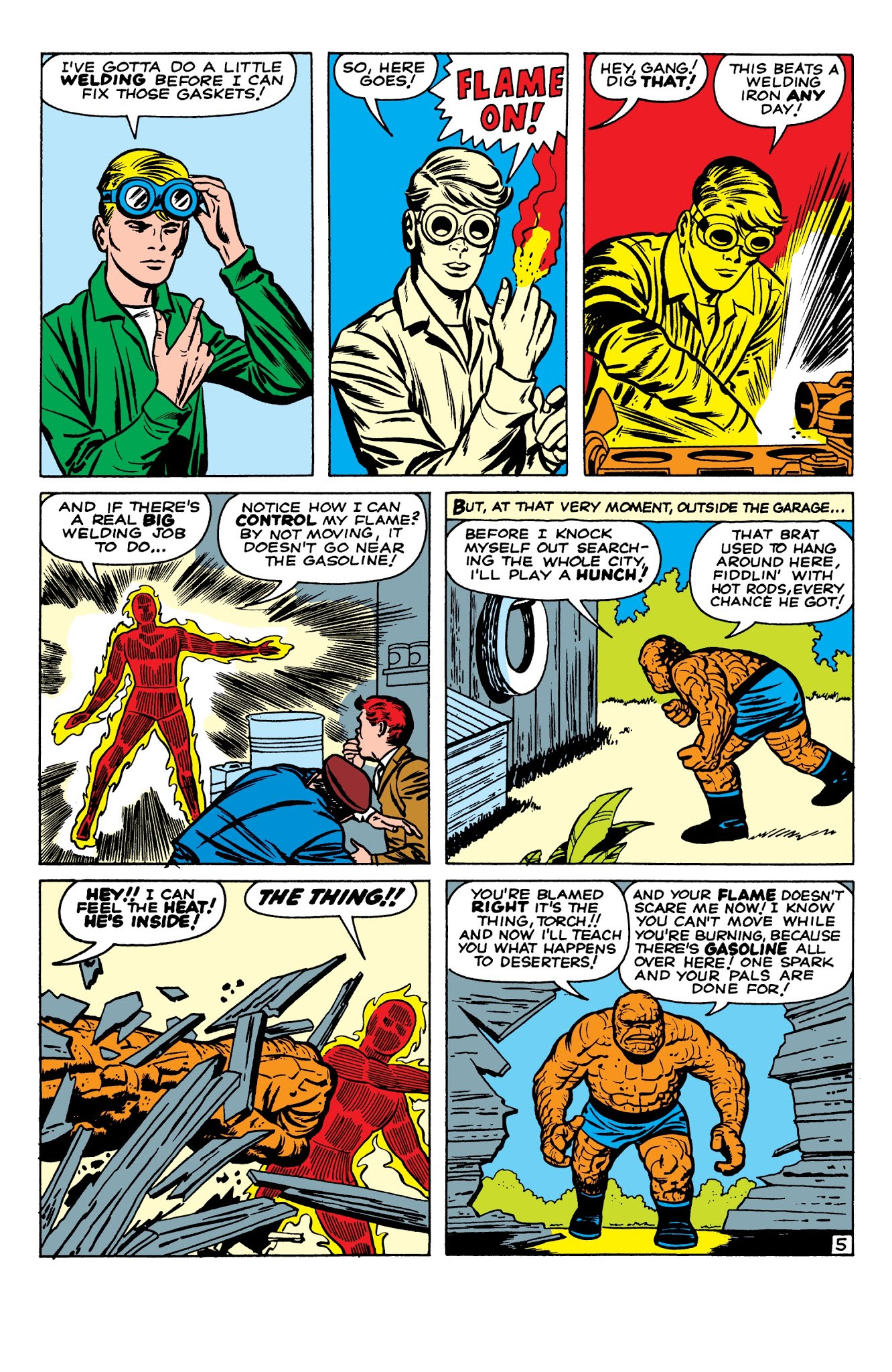 Marvel Tales: Fantastic Four TPB Page 10