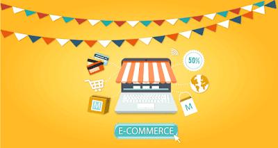 Peluang bisnis online di internet.