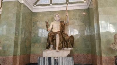 Estatua de Júpiter Hermitage