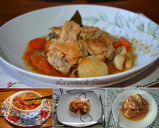 Recopilatorio de recetas con pollo 2 for Formas de cocinar pollo
