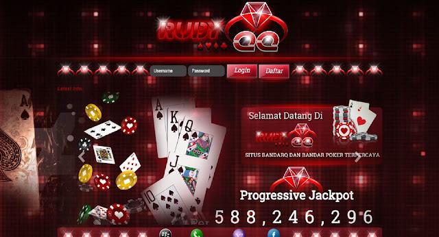 rubyqq agen poker terpercaya