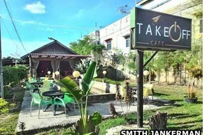 Lowongan Kerja Pekanbaru : Take Off Cafe Resto Agustus 2017