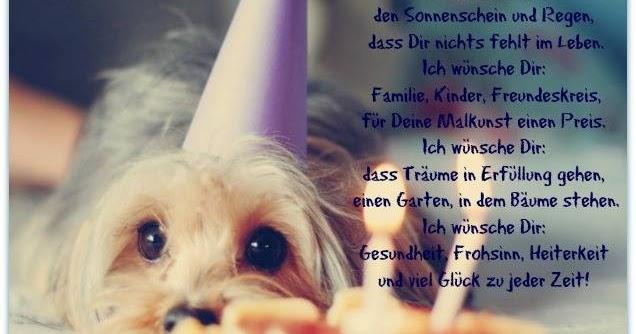 Zum Geburtstag Wunsche Ich Dir Alles Liebe Und Gute Tamari