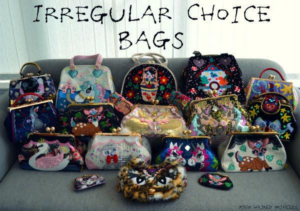 Irregular Choice Bag Collection
