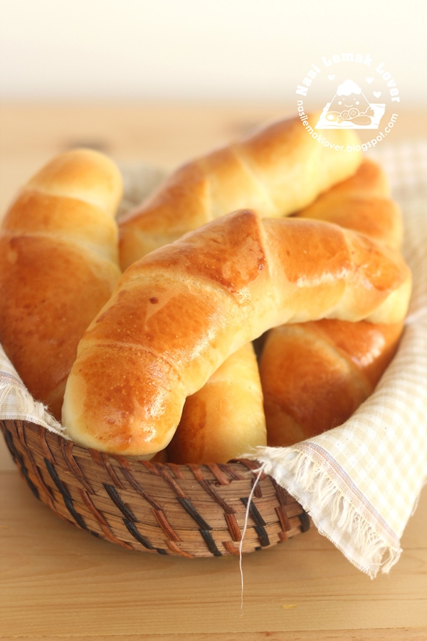 Nasi Lemak Lover Butter Bread Rolls 咸奶油面包卷