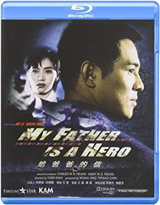 My Father is a Hero 1995 Dual Audio BRRip 480p 350Mb x264