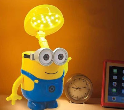 Minions Lamp and Savings Bank