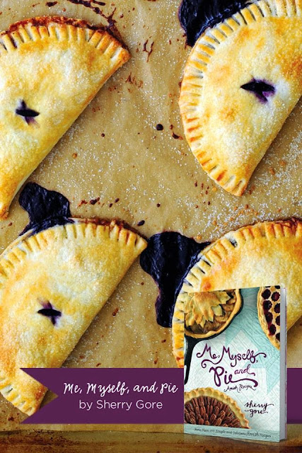 Blueberry Turnovers from Me, Myself, and Pie: Amish Recipes by Sherry Gore