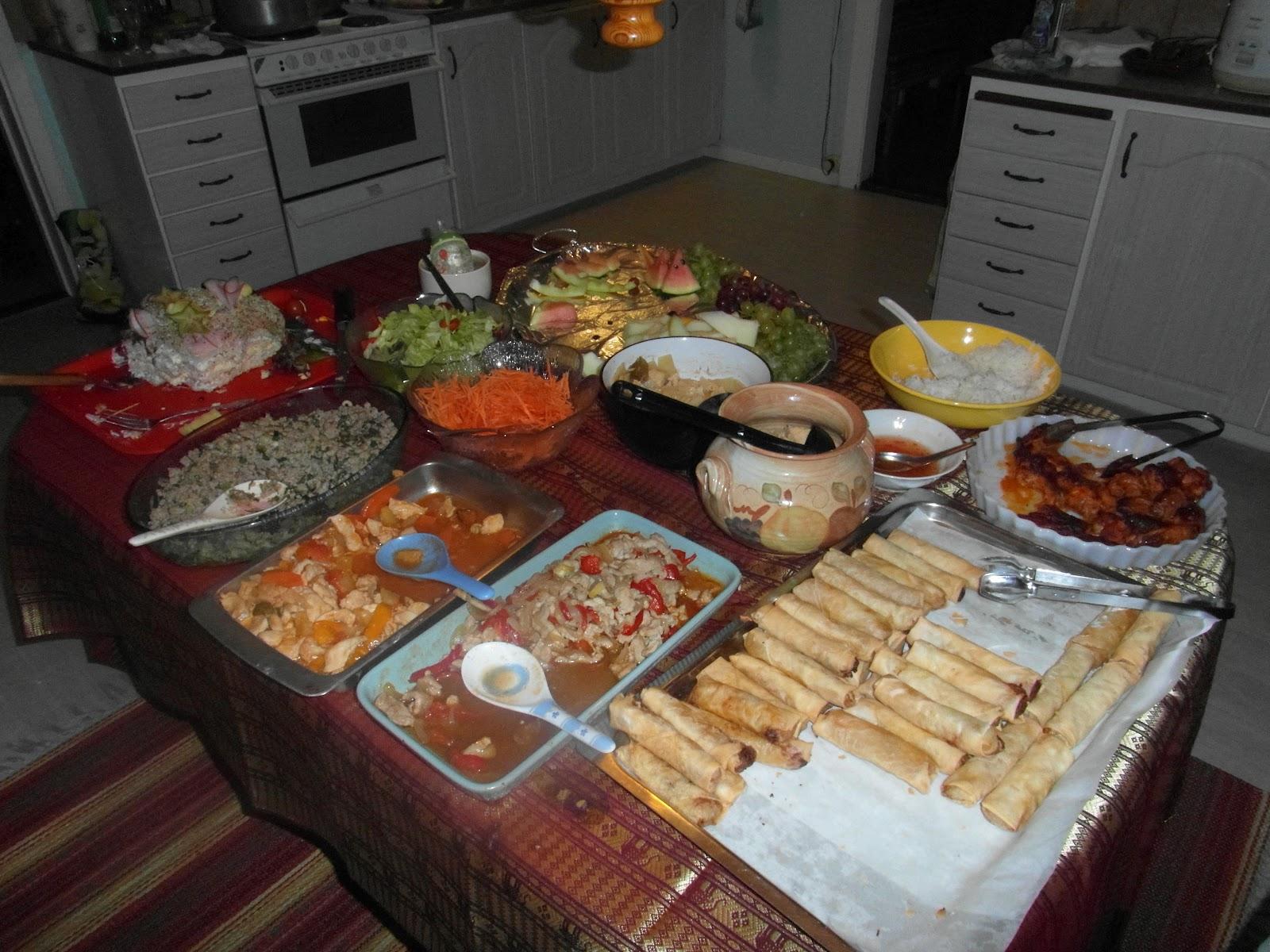 mat till 50 års fest Genom mitt fönster: 50 års fest mat till 50 års fest