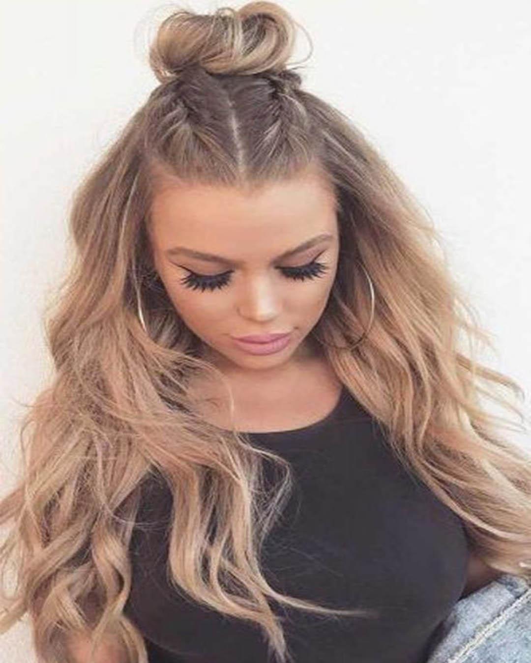 Trendy hairstyles for teenage girls - Girlcheck