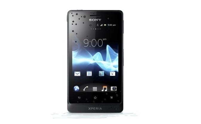 Cara Flashing Sony Xperia Go ST27i Bootloop / Mati total