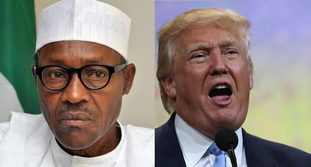 Trump Invites Buhari To USA