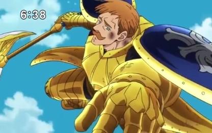 Nanatsu no Taizai 2 – Episódio 22