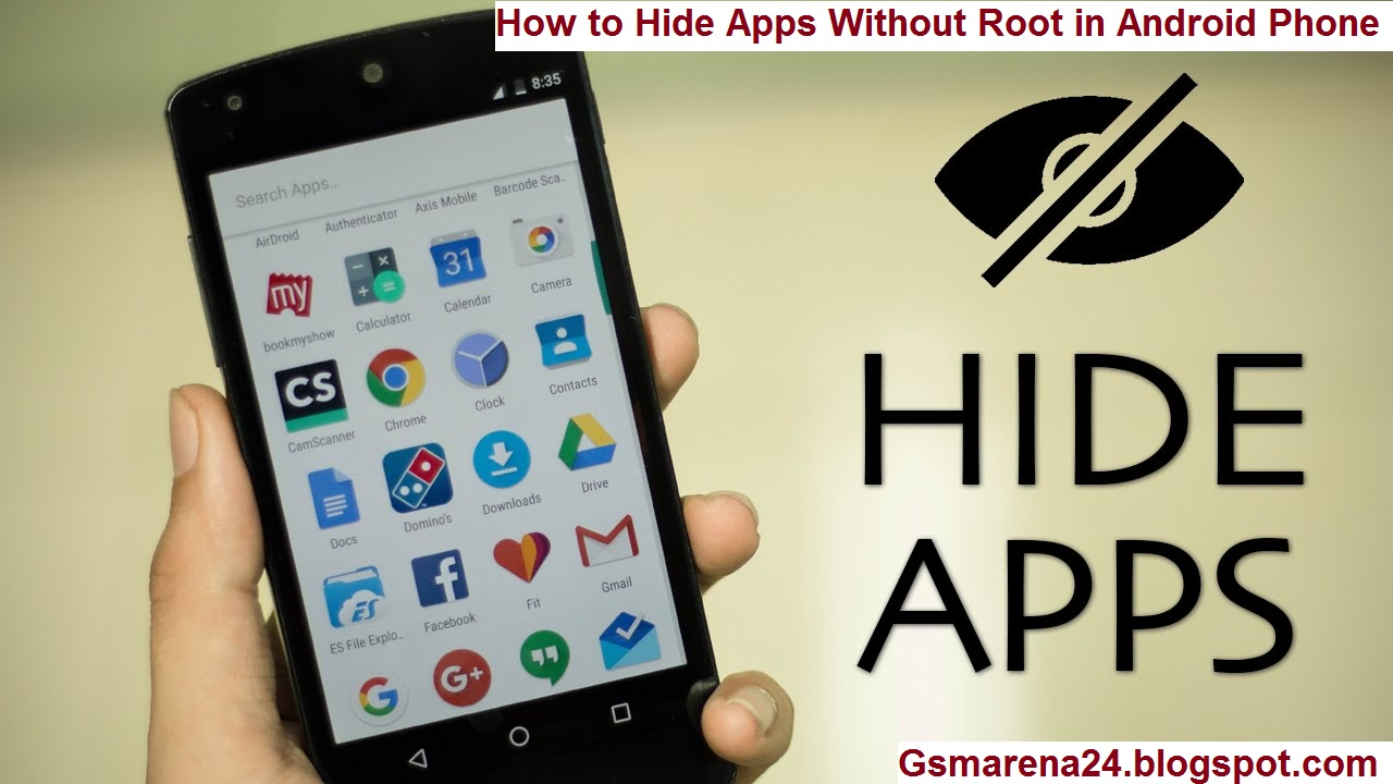 How to Hide Photos and Videos without any App - YouTube