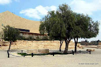 Ben-Gurion's Tomb