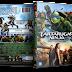 Capa DVD As Tartarugas Ninja - Fora das Sombras (Oficial)