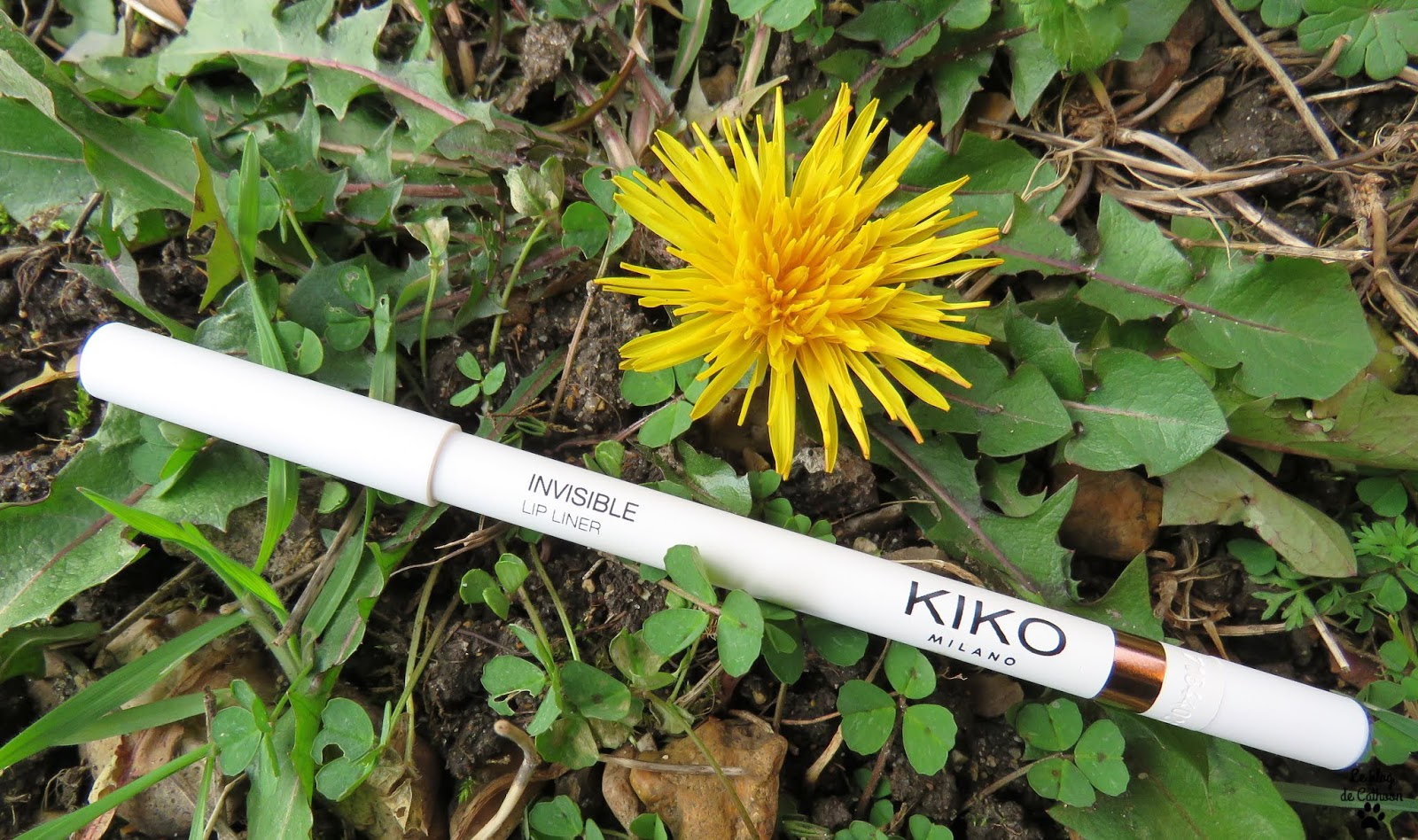 Invisible - Crayon Lèvres - Kiko