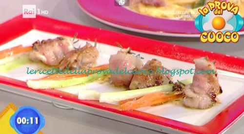 Ali di pollo alla paprika affumicata ricetta Salvatori da Prova del Cuoco