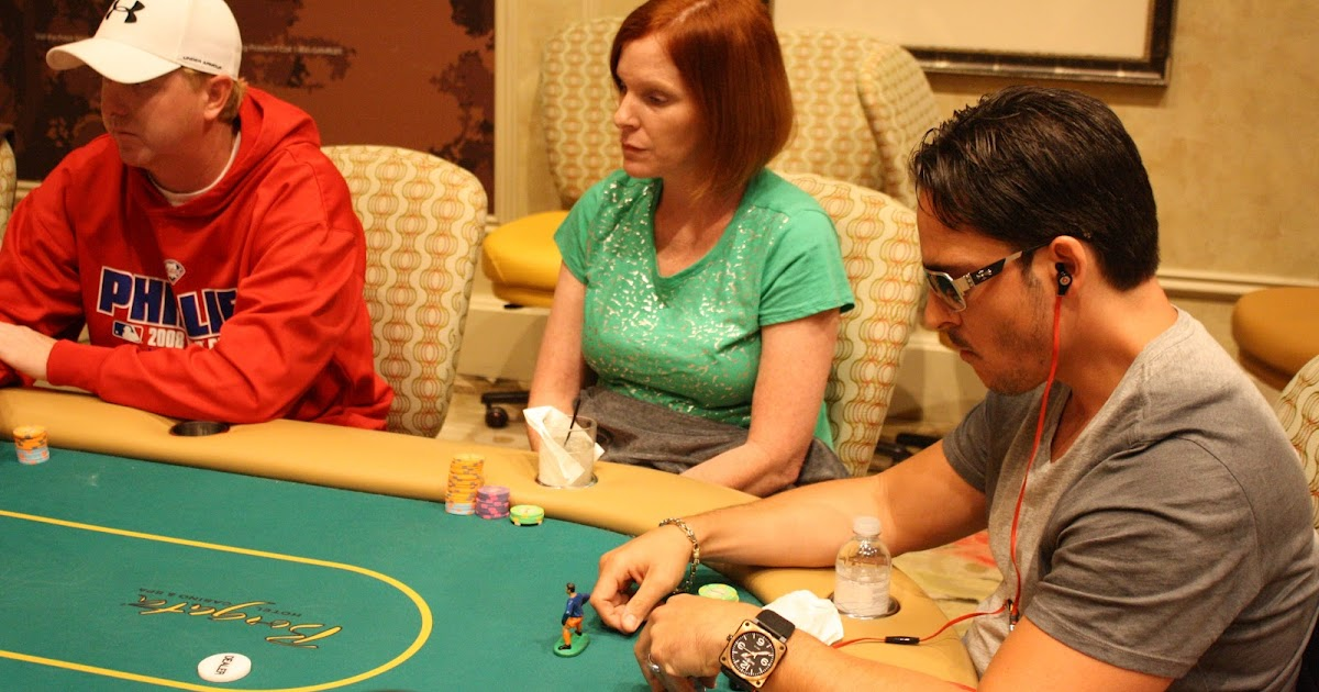 Borgata Summer Poker Open 2012: Champ: Woman's Touch on ...