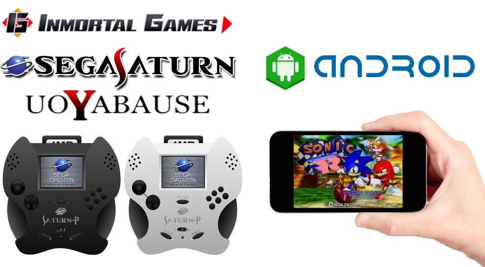 Sega saturn games for android