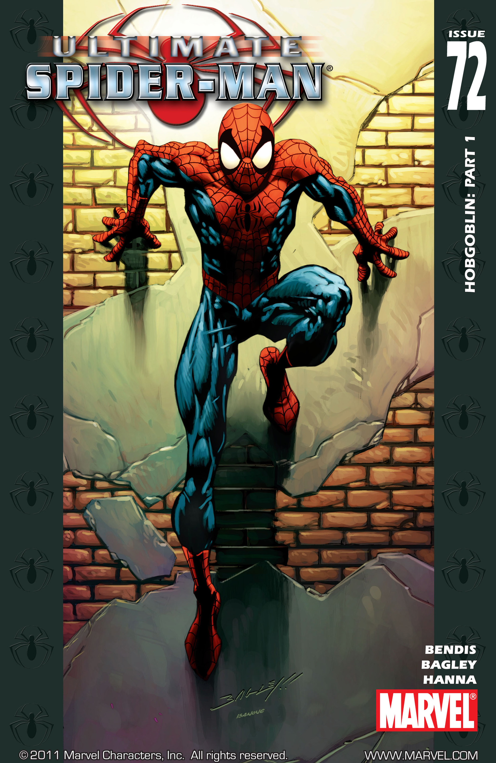 Ultimate Spider-Man (2000) 72 Page 1