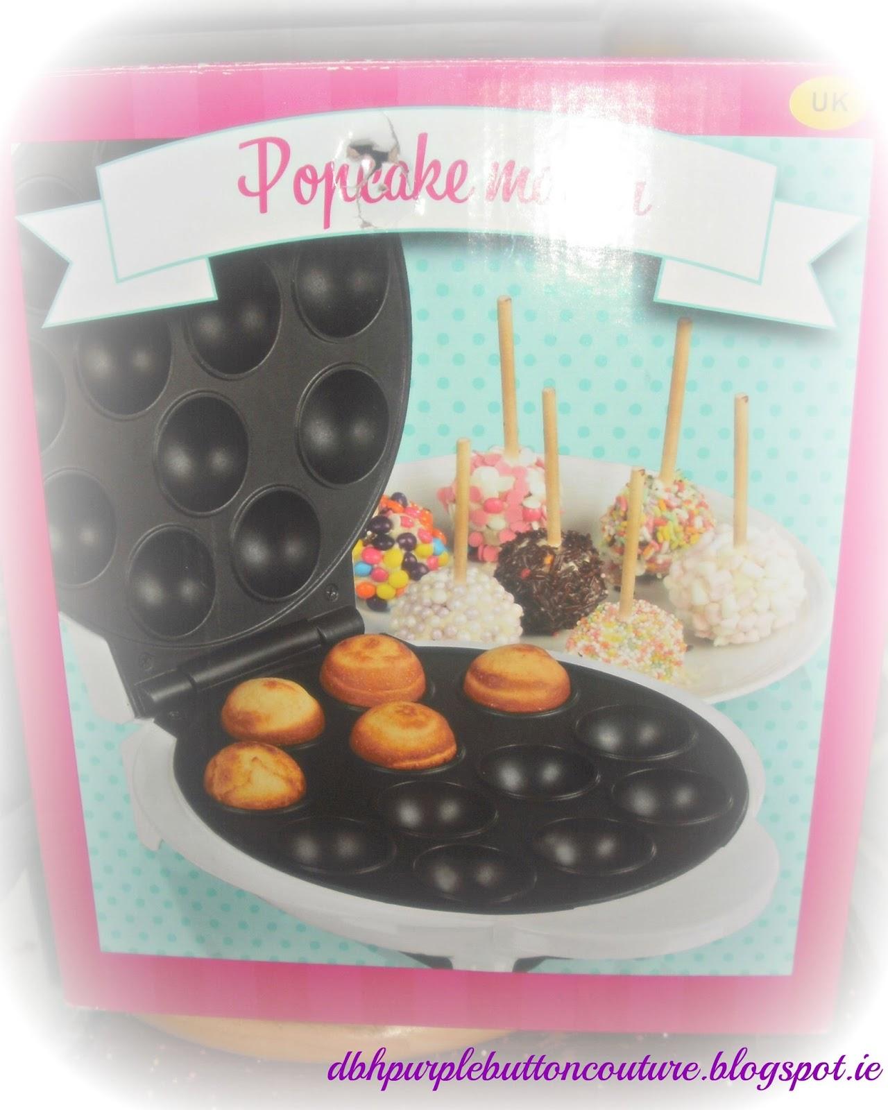 Basic Cake Pop Recipe For Cake Pop Maker