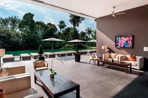 The Club Residences Capella - ClubHouse
