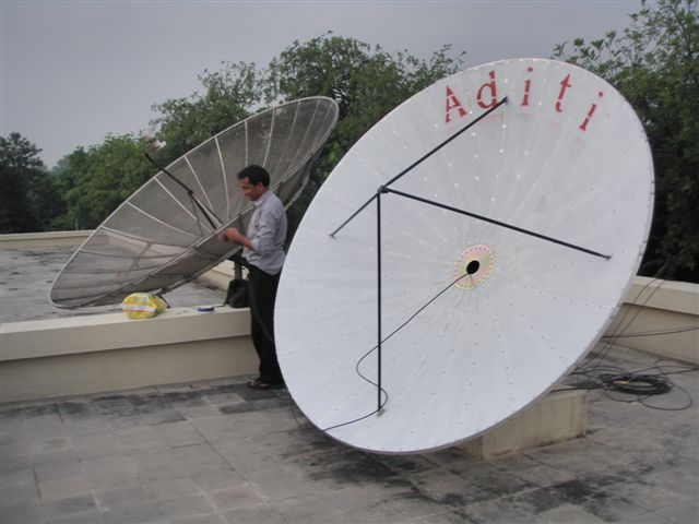 HOW to Install C-Band Dish System for Free to Air Channels