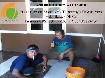 Jasa Sedot Tinja di kawasan Jalan Gundih Surabaya