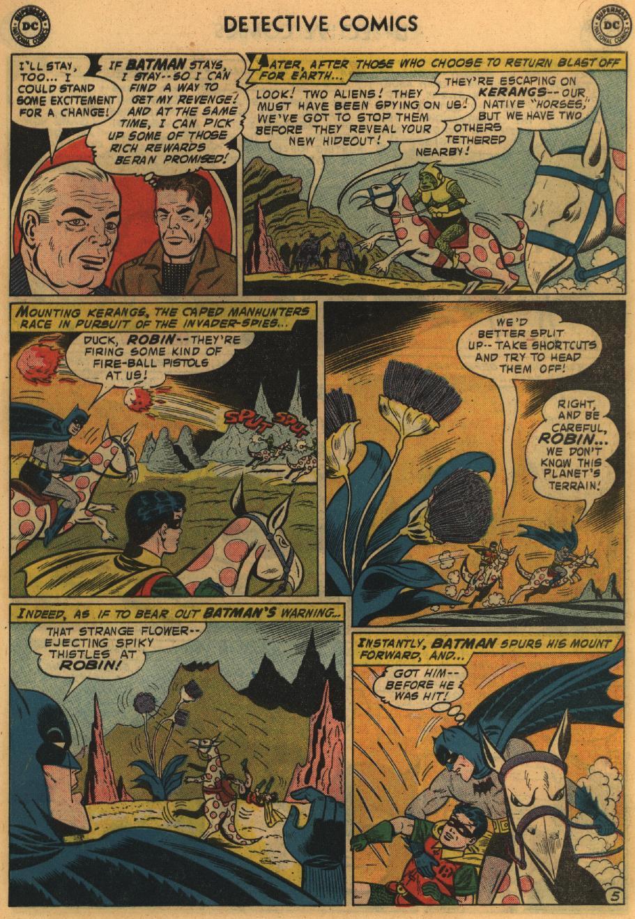 Detective Comics (1937) 256 Page 6