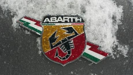 Abarth Snowy Logo