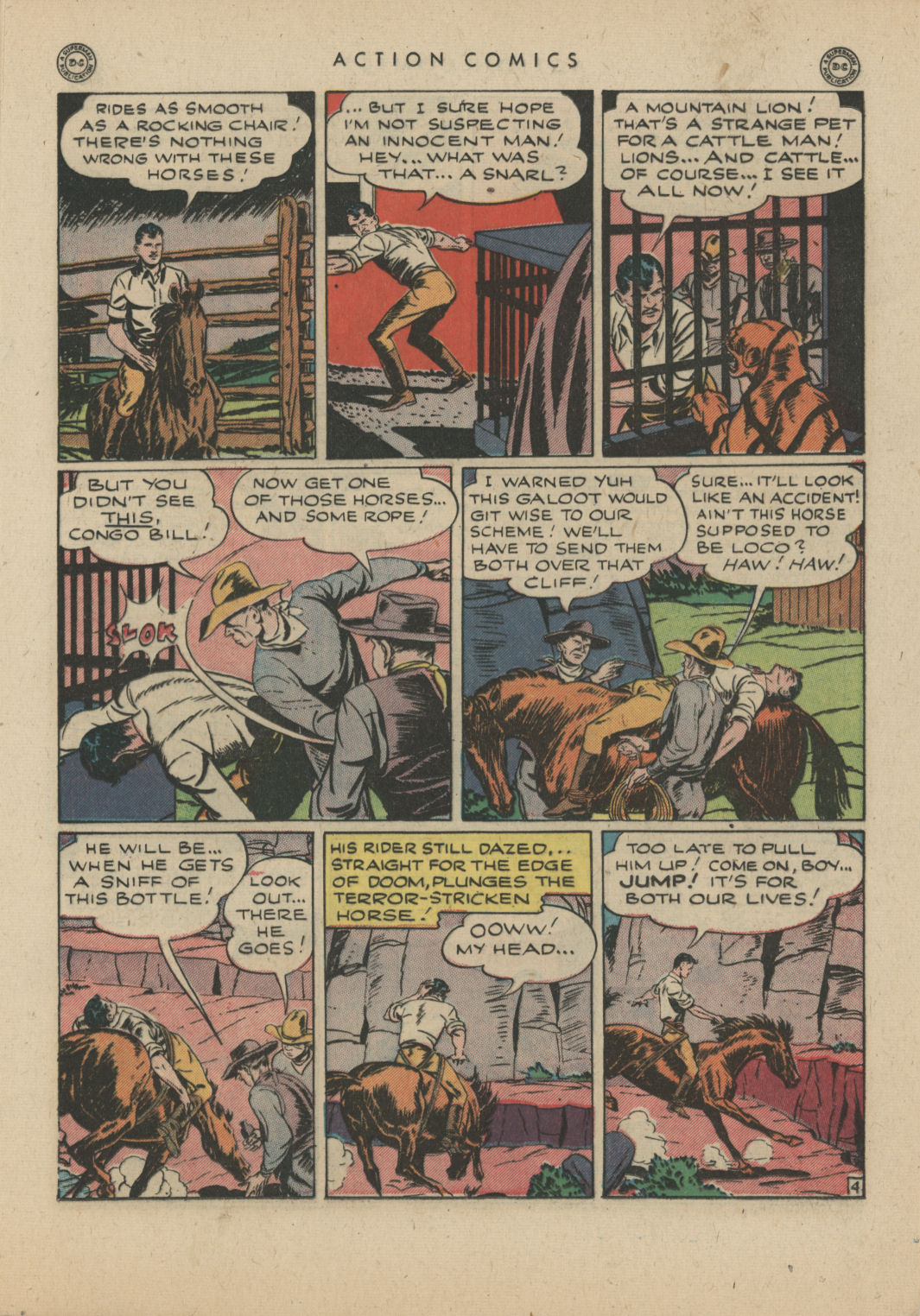 Read online Action Comics (1938) comic -  Issue #83 - 25