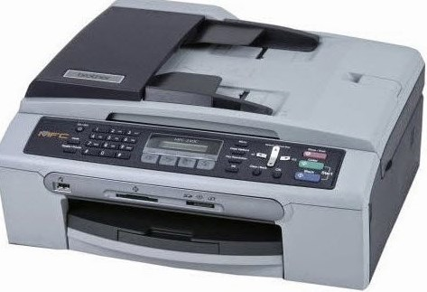 This update installs the latest software for your Brother printer or scanner.