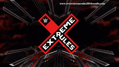 WWE Extreme Rules 2016 results