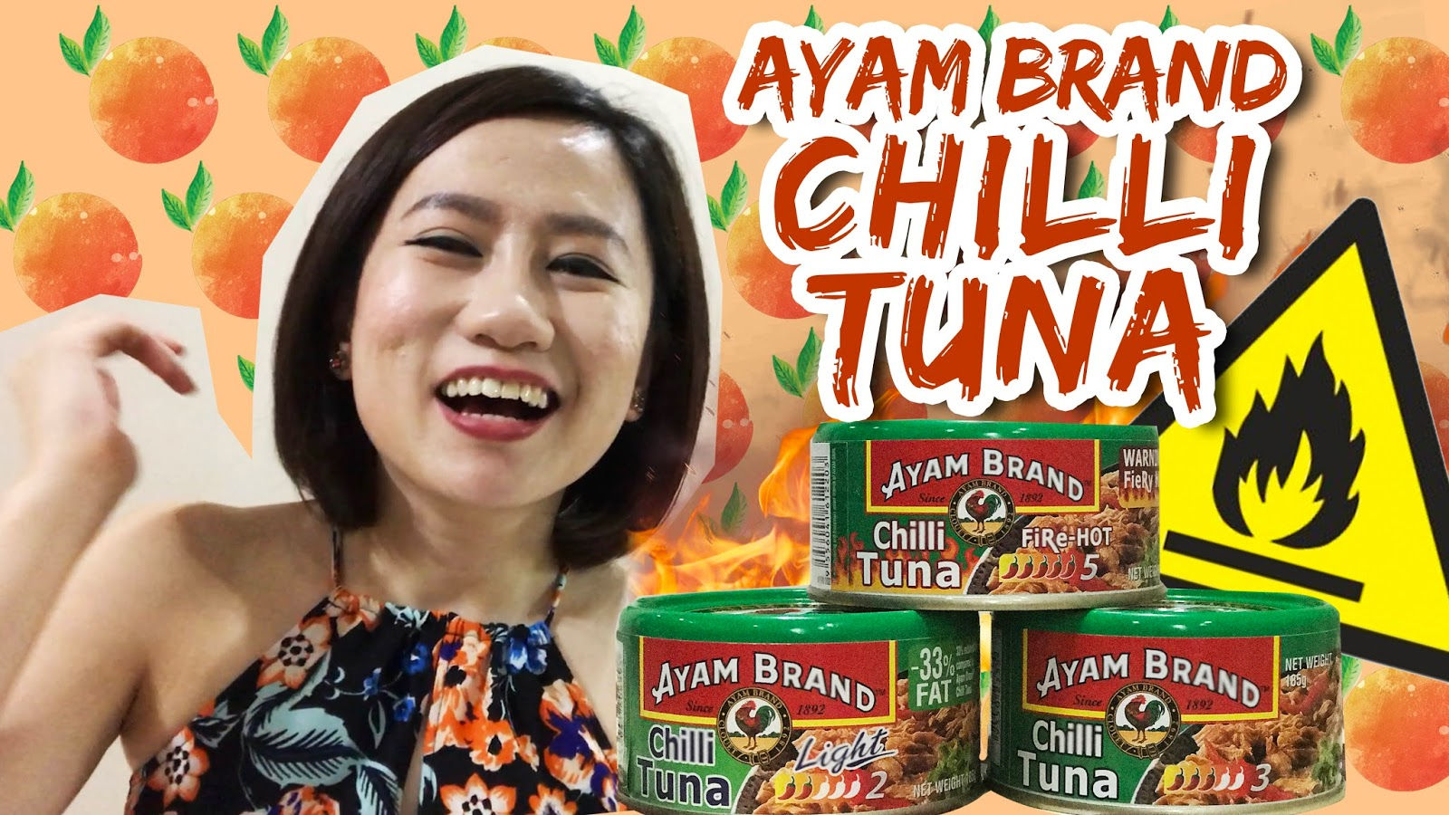 [Review] Ayam Brand™ Chilli Tuna Range, Now Hotter Than Ever