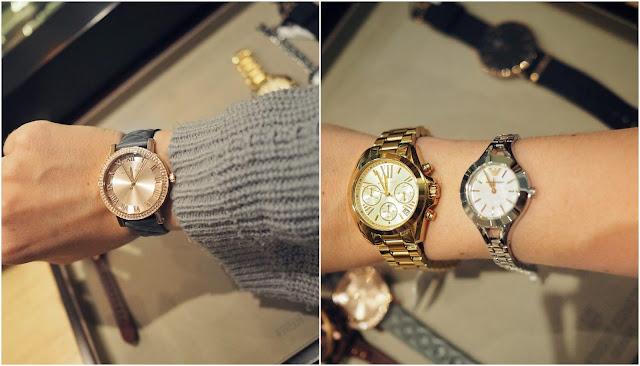 как выбрать часы девушке в подарок